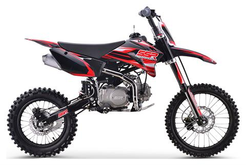 2021 SSR Motorsports SR125TR - BW in North Mankato, Minnesota