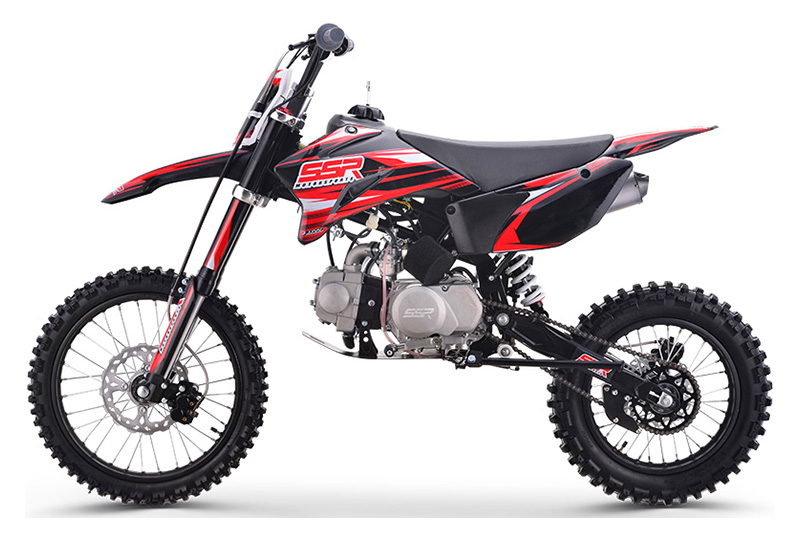 2021 SSR Motorsports SR125TR - BW in Cumberland, Maryland - Photo 2