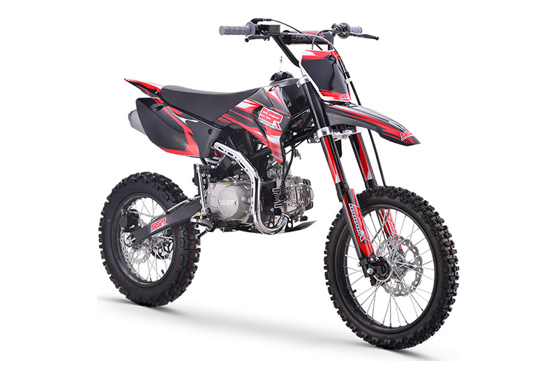 2021 SSR Motorsports SR125TR - BW in Cumberland, Maryland - Photo 3