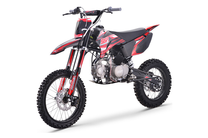 2021 SSR Motorsports SR125TR - BW in New Haven, Connecticut - Photo 4