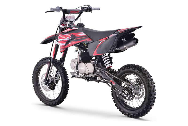 2021 SSR Motorsports SR125TR - BW in Tifton, Georgia - Photo 5