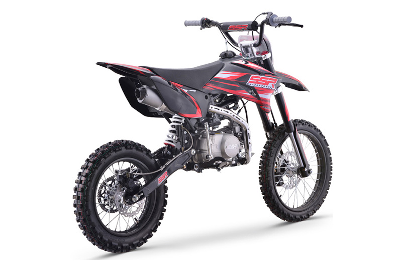 2021 SSR Motorsports SR125TR - BW in Cumberland, Maryland - Photo 6