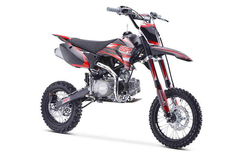 2021 SSR Motorsports SR125TR in Greenville, North Carolina - Photo 3