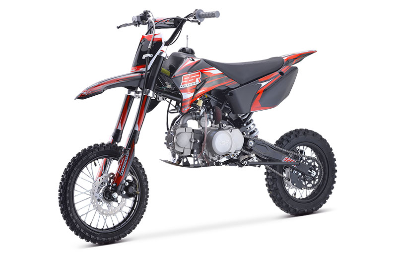 2021 SSR Motorsports SR125TR in New Haven, Connecticut - Photo 4