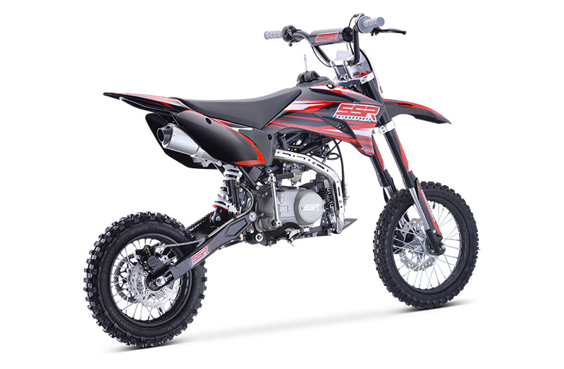2021 SSR Motorsports SR125TR in Greenville, North Carolina - Photo 6