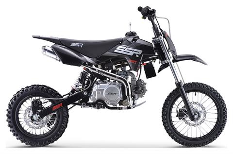 2021 SSR Motorsports SR125 Auto in Rapid City, South Dakota