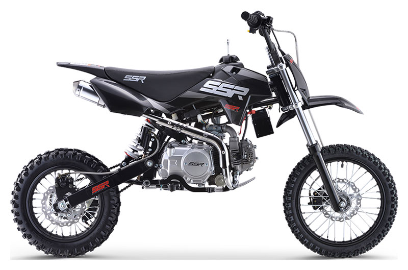 2021 SSR Motorsports SR125 Auto in Belleville, Michigan
