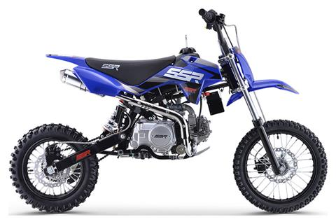 2021 SSR Motorsports SR125 Auto in Bristol, Virginia