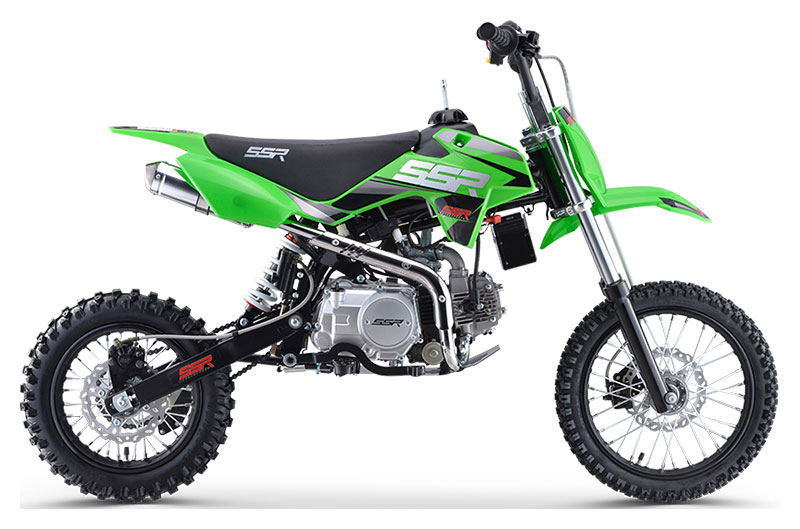 2021 SSR Motorsports SR125 Auto in New Haven, Connecticut