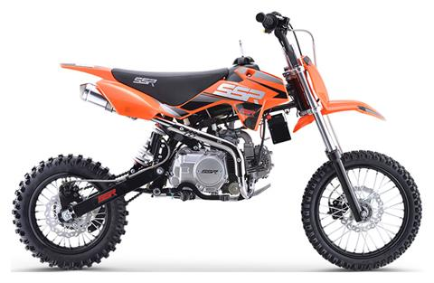 2021 SSR Motorsports SR125 Auto in Little Rock, Arkansas