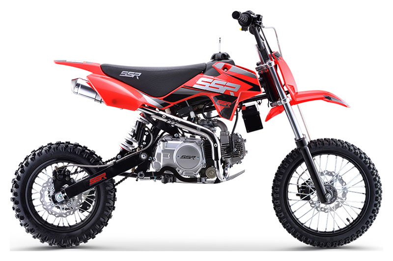 2021 SSR Motorsports SR125 Auto in Laurel, Maryland - Photo 1