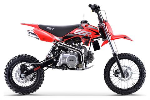 2021 SSR Motorsports SR125 Auto in Fremont, California - Photo 1