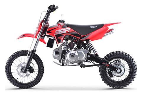 2021 SSR Motorsports SR125 Auto in Fremont, California - Photo 2