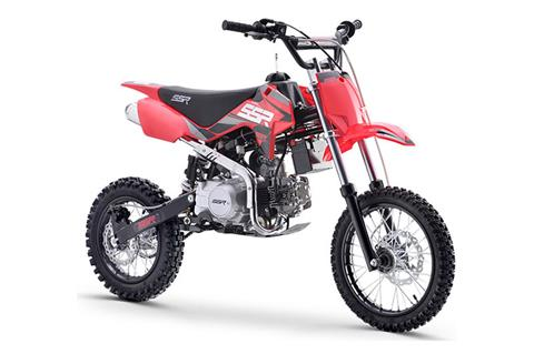 2021 SSR Motorsports SR125 Auto in Evansville, Indiana - Photo 8