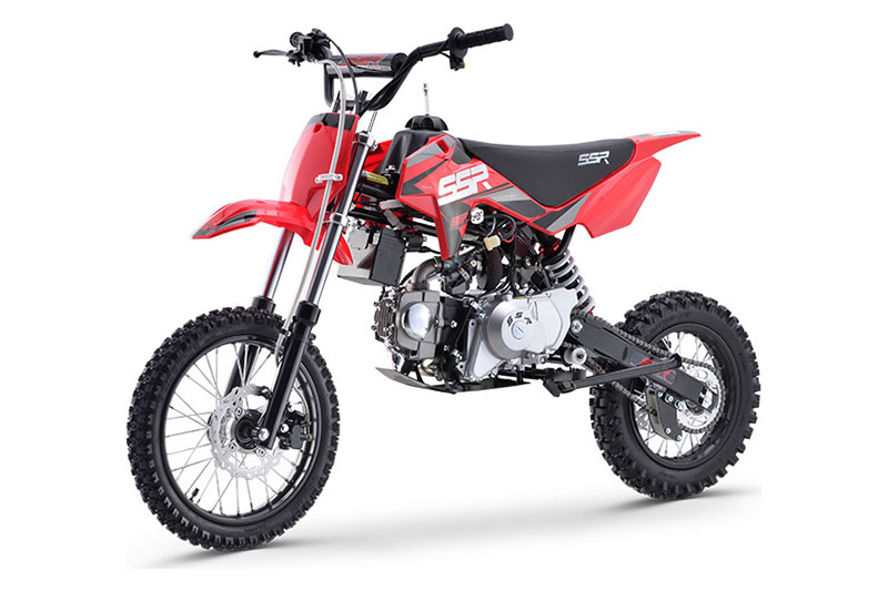 2021 SSR Motorsports SR125 Auto in Fremont, California - Photo 4