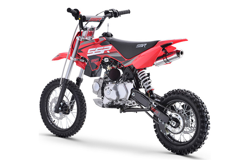 2021 SSR Motorsports SR125 Auto in Evansville, Indiana - Photo 10