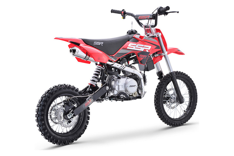 2021 SSR Motorsports SR125 Auto in Fremont, California - Photo 6
