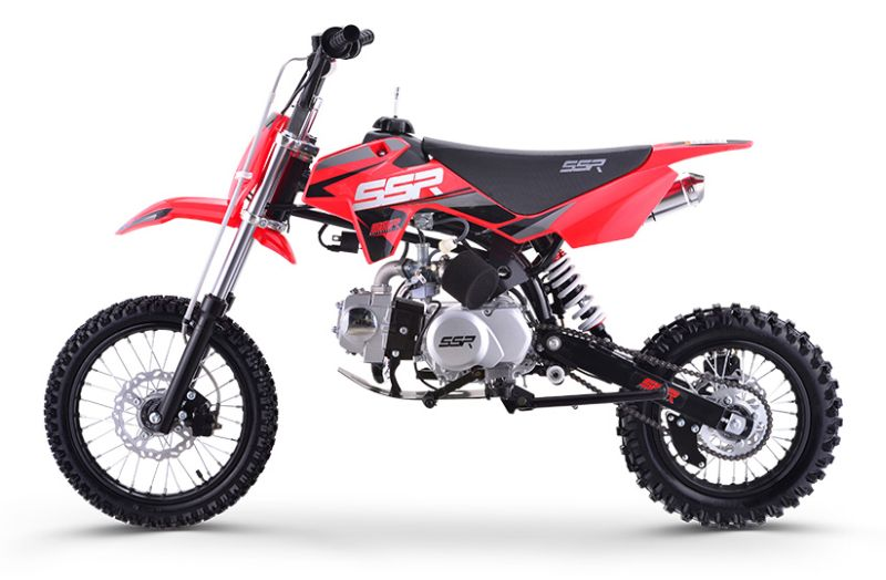 2021 SSR Motorsports SR125 Semi in Paso Robles, California - Photo 2