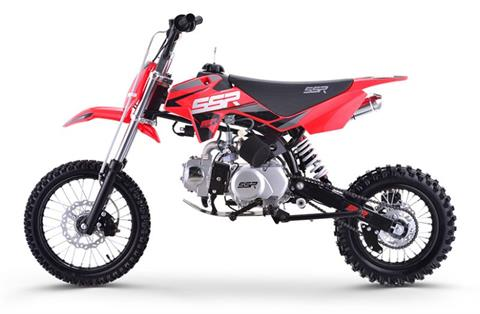 2021 SSR Motorsports SR125 Semi in Fremont, California - Photo 2