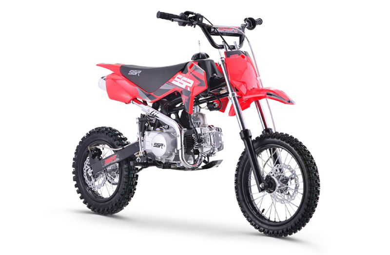 2021 SSR Motorsports SR125 Semi in Fremont, California - Photo 3