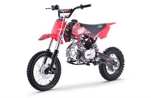 2021 SSR Motorsports SR125 Semi in Fremont, California - Photo 4