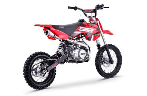 2021 SSR Motorsports SR125 Semi in Fremont, California - Photo 6