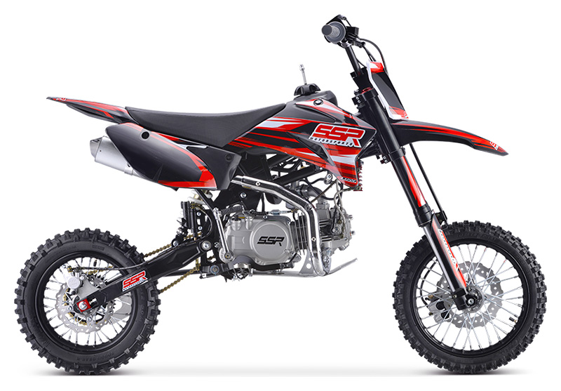 2021 SSR Motorsports SR140TR in Greenville, North Carolina