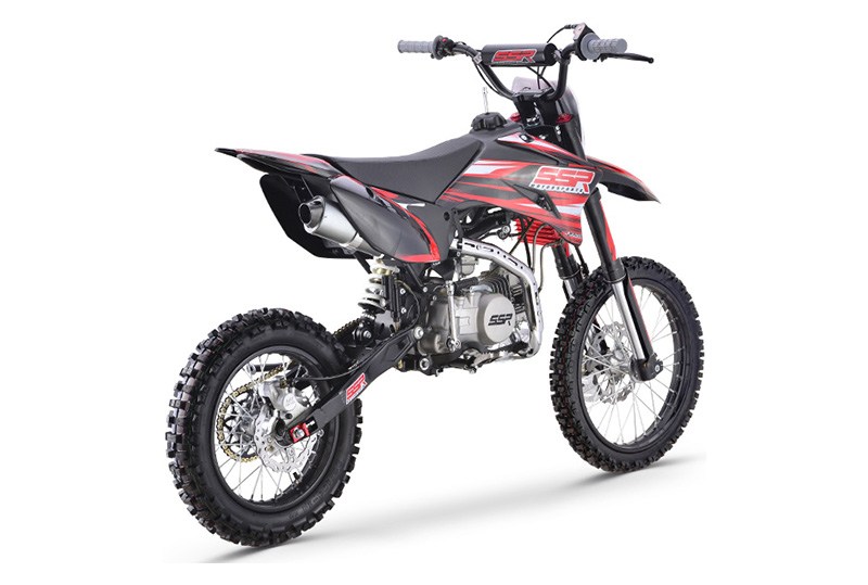 2021 SSR Motorsports SR140TR - BW in Fremont, California - Photo 6
