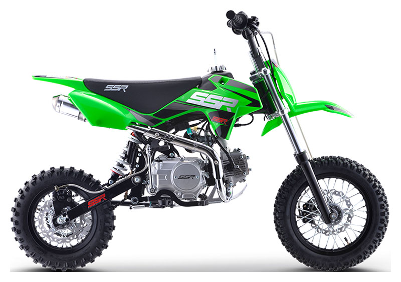 2021 SSR Motorsports SR110DX in Coloma, Michigan