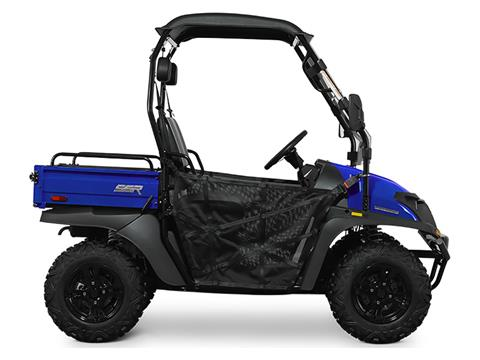2021 SSR Motorsports Bison 200U in Coloma, Michigan