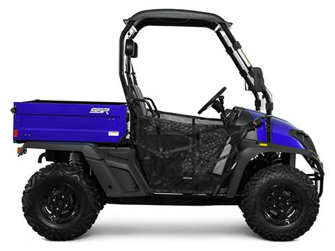 2021 SSR Motorsports Bison 400U in Little Rock, Arkansas