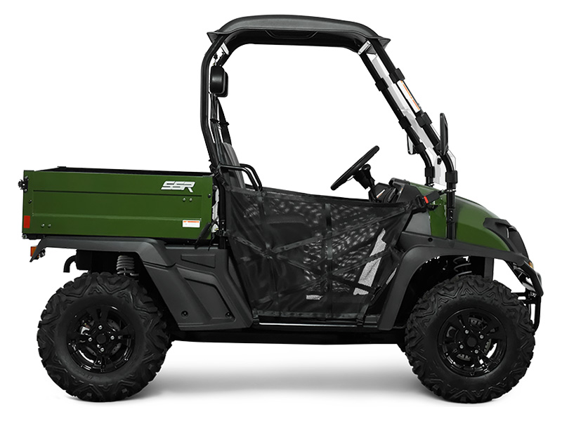 2021 SSR Motorsports Bison 400U in Le Roy, New York