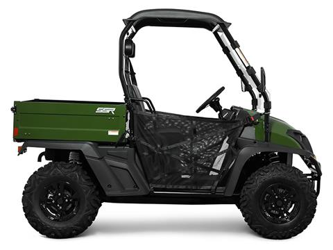 2021 SSR Motorsports Bison 400U in Coloma, Michigan