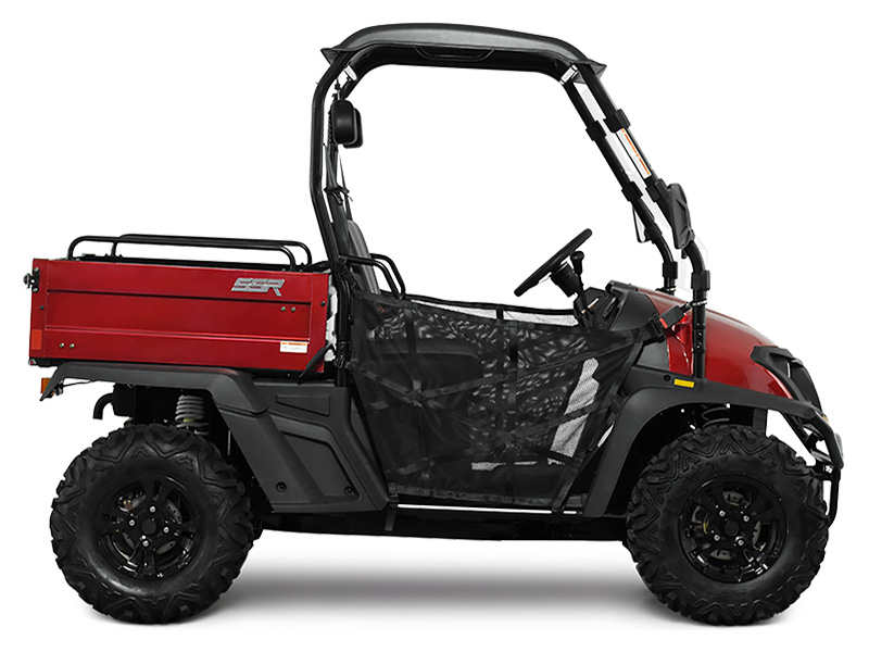 2021 SSR Motorsports Bison 400U in Guilderland, New York - Photo 1