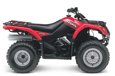 2002 Ozark 250