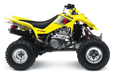 Used 2003 Suzuki QuadSport® Z400 ATVs in Oakdale, NY | Stock Number ...