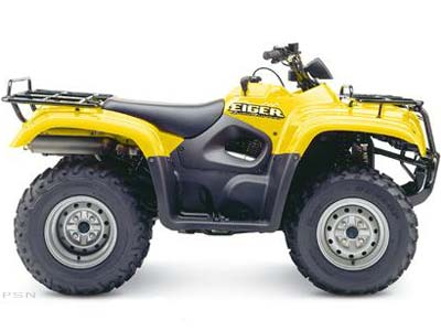 2005 Suzuki Eiger™Automatic 400 4x4 LT-A400F in Francis Creek, Wisconsin