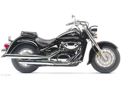2005 Suzuki Boulevard C50 Black in Oakdale, New York