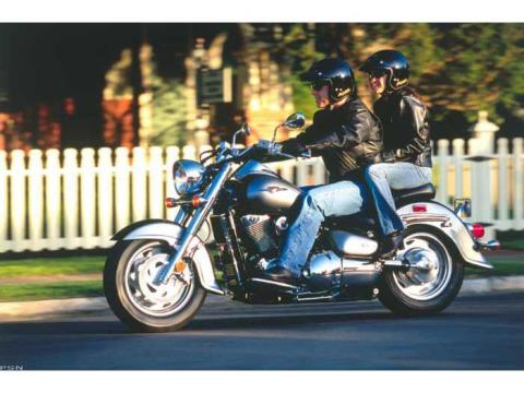 2005 Suzuki Boulevard C90 in Loveland, Colorado