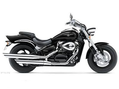 2005 Suzuki Boulevard M50 Black in Cedar Rapids, Iowa - Photo 7