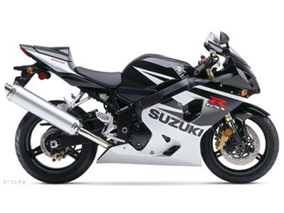 2005 Suzuki GSX-R600 in Pinellas Park, Florida