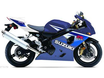 2005 Suzuki GSX-R600 5