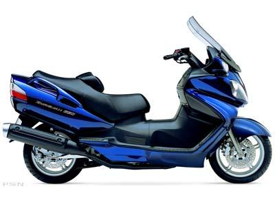 2005 Burgman 650