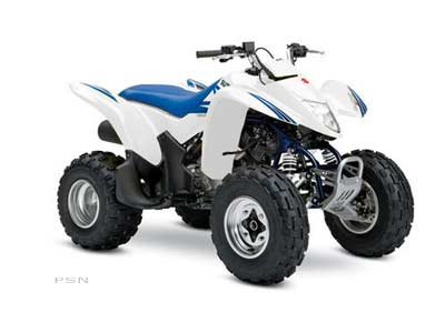 2006 Suzuki QuadSport® Z250 in Elkhart, Indiana - Photo 2