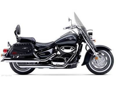 2006 Suzuki Boulevard C90T in Crystal Lake, Illinois