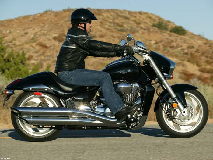2006 Suzuki Boulevard M109 in Little Rock, Arkansas - Photo 13