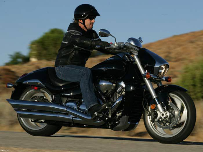 2006 Suzuki Boulevard M109 in Little Rock, Arkansas - Photo 20