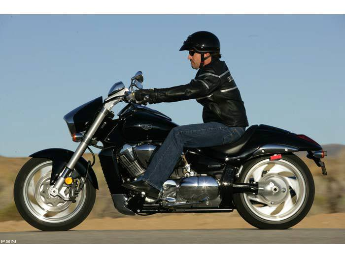 2006 Suzuki Boulevard M109 in Little Rock, Arkansas - Photo 21