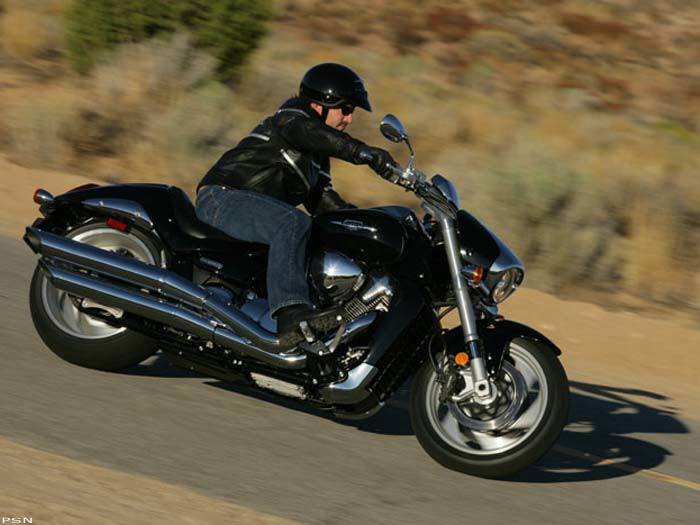 2006 Suzuki Boulevard M109 in Little Rock, Arkansas - Photo 22