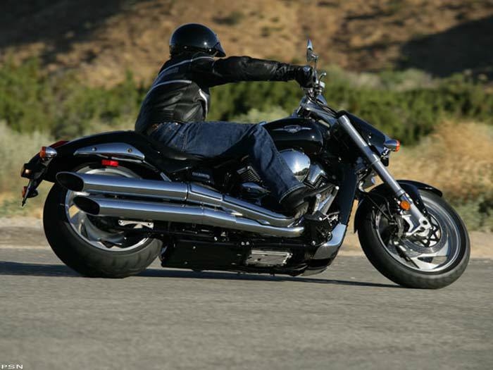 2006 Suzuki Boulevard M109 in Little Rock, Arkansas - Photo 24